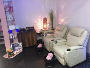 pedicure area 1